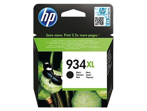 HP Tusz HP 934XL black