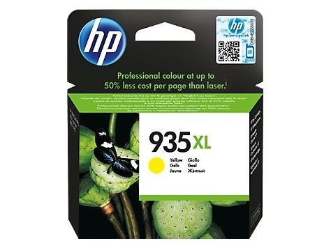 HP Tusz nr 935XL - C2P26AE Yellow