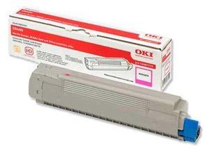 OKI Toner magenta | 6000str | C8600/C8800