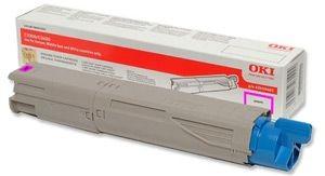 OKI Toner magenta | 1500str | C3300/3400/3450/3600