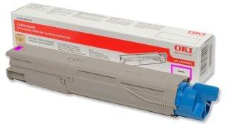 OKI Toner magenta | 2500str | C3300/3400/3450/3600