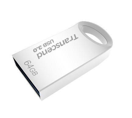 Transcend pamięc USB Jetflash 710s 64GB USB 3.0 metalowy wodoodporny