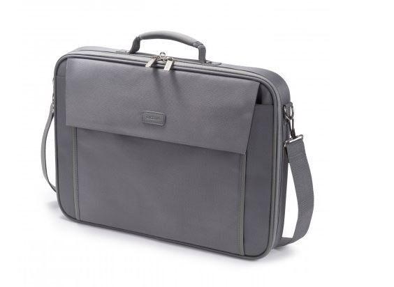 Dicota Multi BASE 15 - 17.3 Grey szara torba na notebook