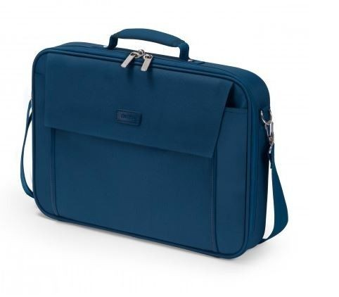 Dicota Multi BASE 15 - 17.3 Blue niebieska torba na notebook