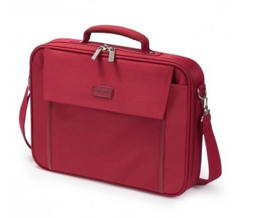 Dicota Multi BASE 14 - 15.6 Red Czerwona torba na notebook