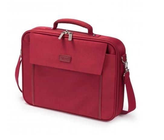 Dicota Multi BASE 11 - 13.3 Red Czerwona torba na notebook