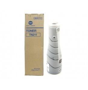 Konica Minolta Toner TN-211 | 17500 str | Black | Bizhub 250 222 282