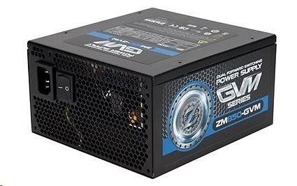 Zalman Zdroj Zalman ZM850-GVM 850W 80+ Bronze ATX12V 2.3 aPFC 14cm fan