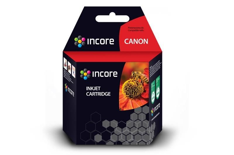 Incore Tusz do Canon (CLI-521Y) Yellow 9ml reg.