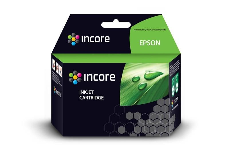 Incore Tusz do Epson (T1301) Black 33ml reg.