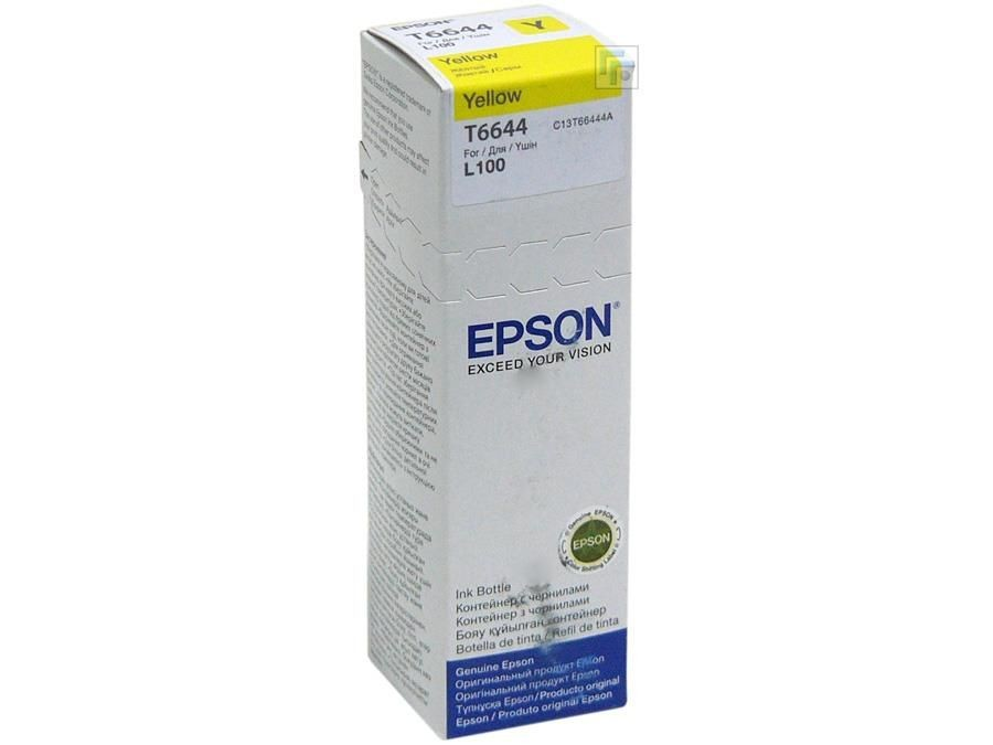 Epson Tusz Epson L100/200 Yellow