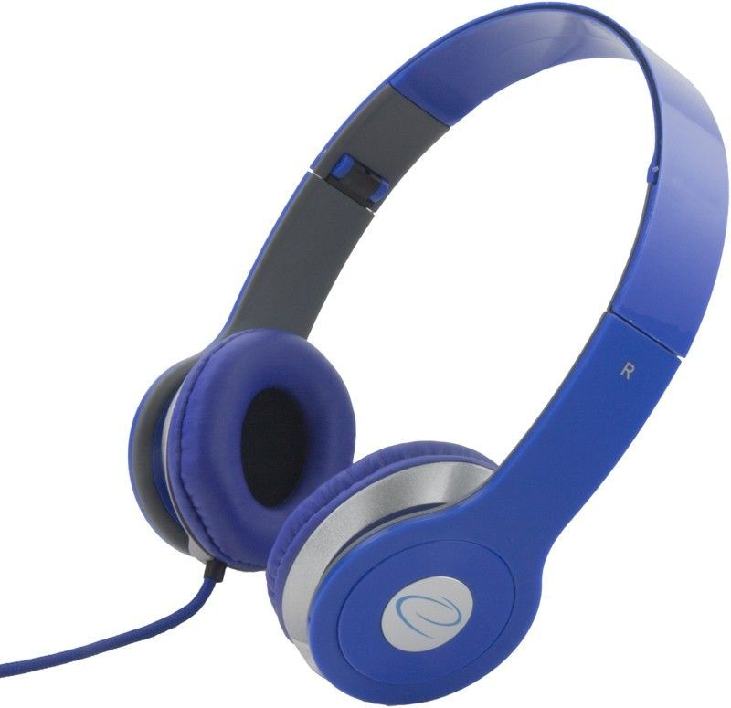 Esperanza Słuchawki Audio Stereo z Regulacją Głośności TECHNO EH145B | 3m