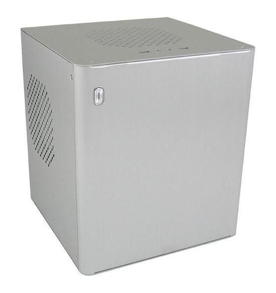 LC-Power Obudowa LC-Power LC-1500Smi Mini ITX Aluminium Zas. ATX Silver