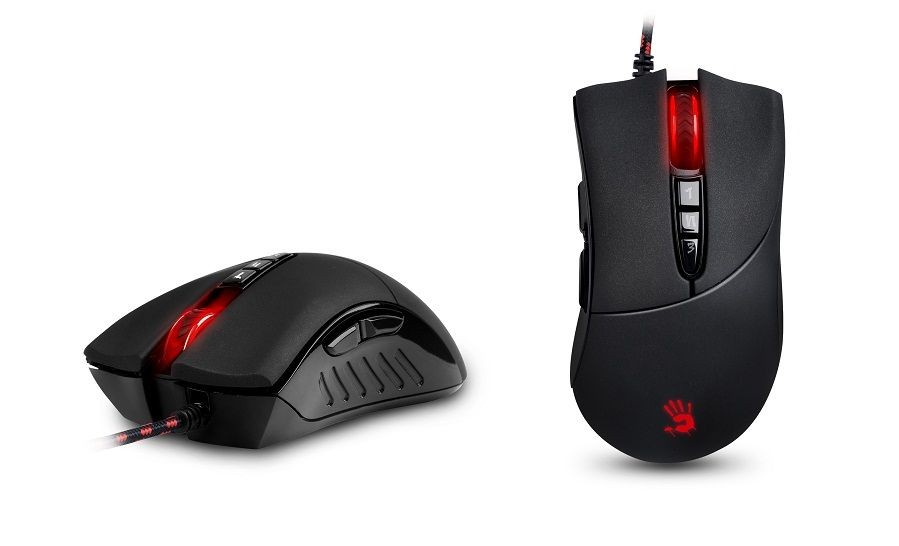 A4 Tech MYSZ A4 BLOODY HEADSHOT V3M DLA GRACZY, USB metal