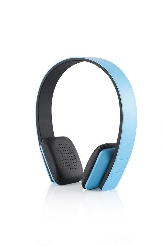 ModeCom Słuchawki bezprzewodowe MC-350B Cure Niebieskie