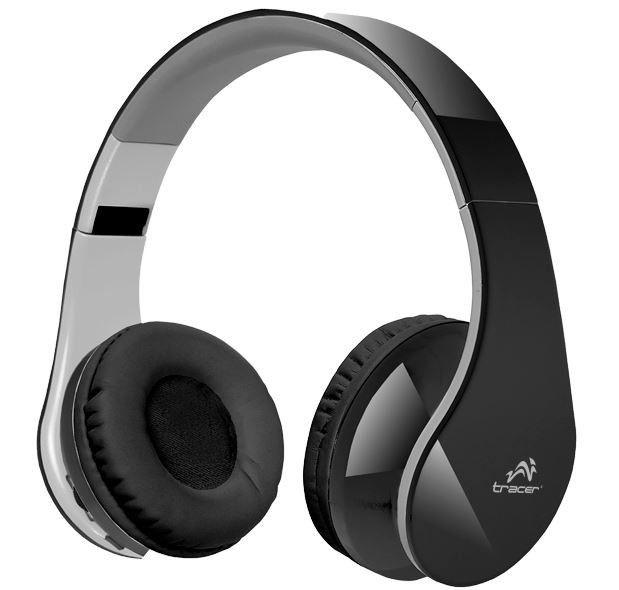 Tracer Słuchawki Mobile Black BT 2,1 10m