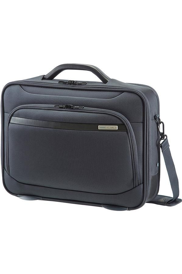 Samsonite Torba 39V08002 16'' VECTURA computer, tablet, doc, pocket, szary