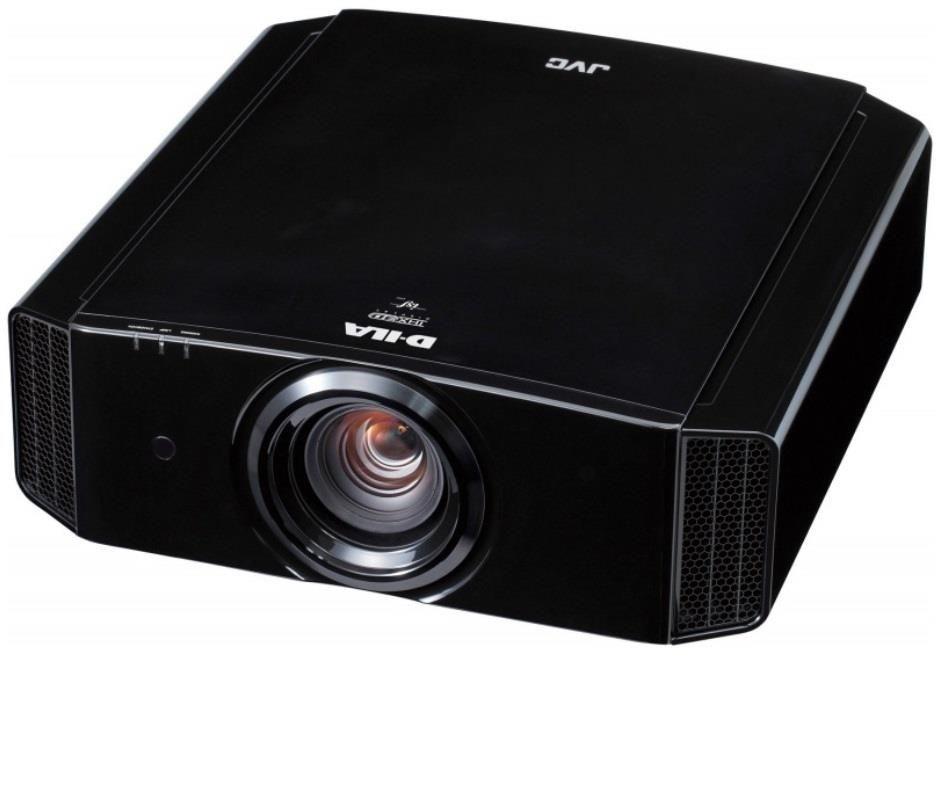 JVC Projektor 4K, 2D-3D Full HD, 120.000:1, 1300lm