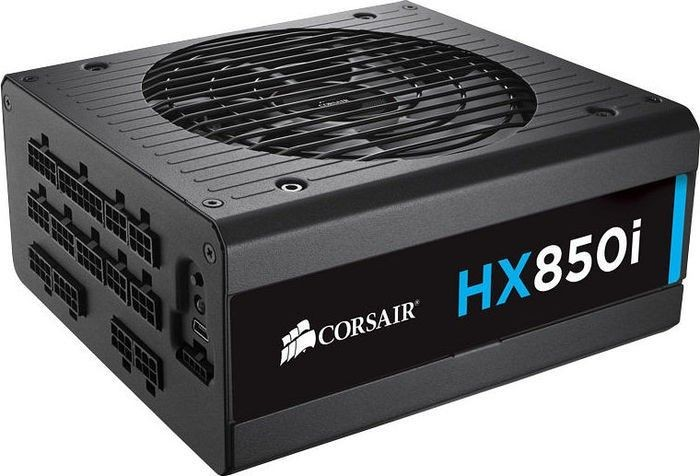 Corsair zasilacz HX850i Modular, 850W, EU Version