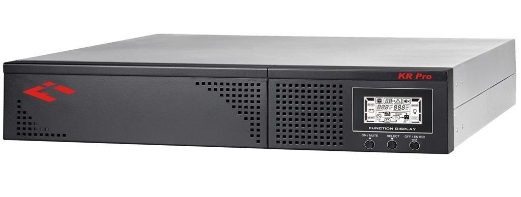 Fideltronik UPS Fideltronik-Inigo Lupus KR PRO On-line 3000 Rack LT (BEZ BATERII. ŁAD. 6A)