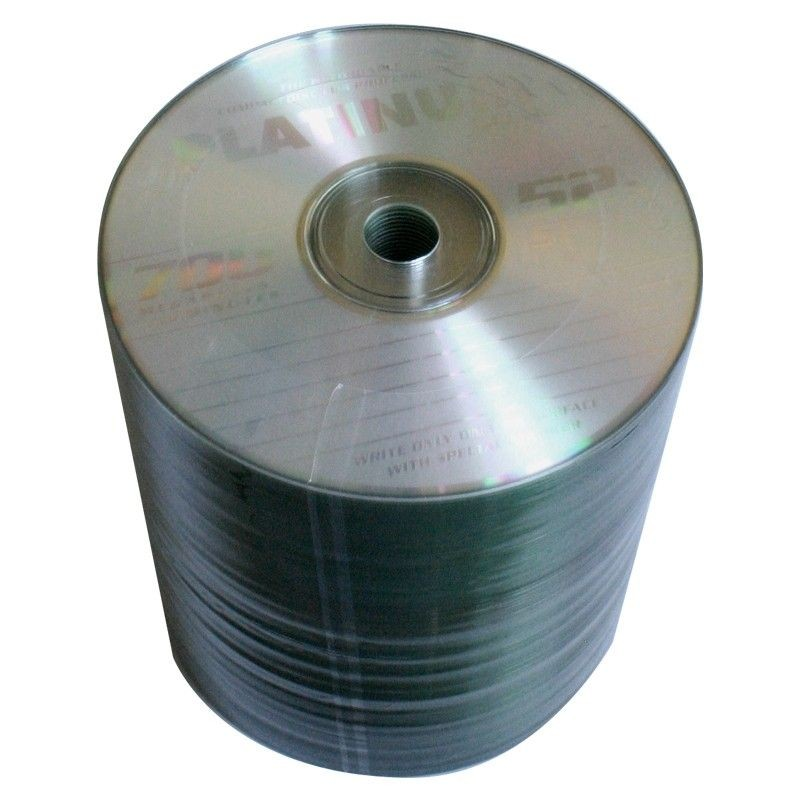 Platinum CD-R 700MB 52x SZPINDEL 100SZT