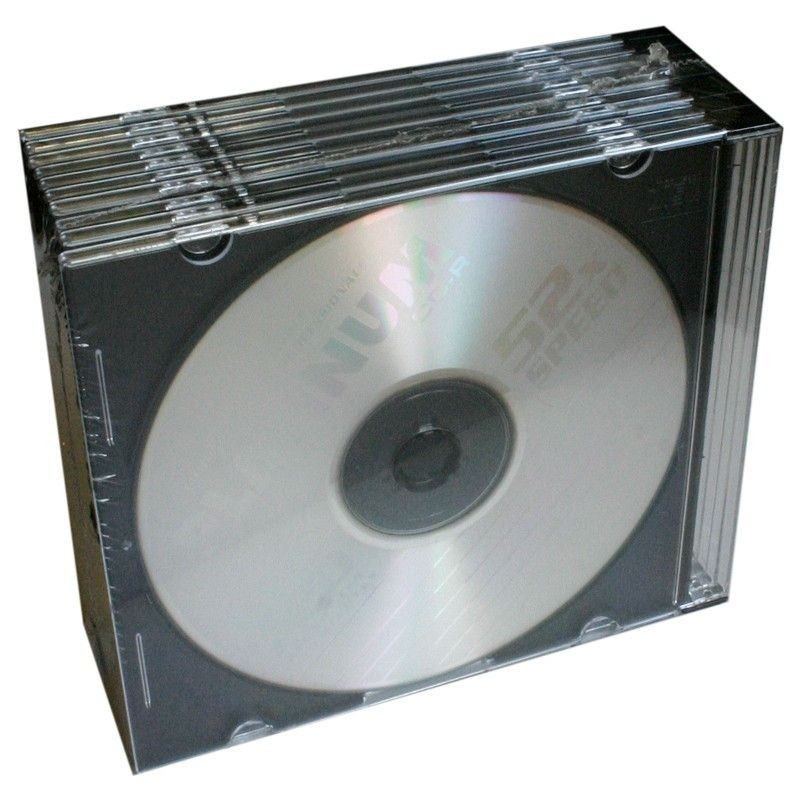 Platinum CD-R 700MB 52x SLIM KOMPLET 10szt