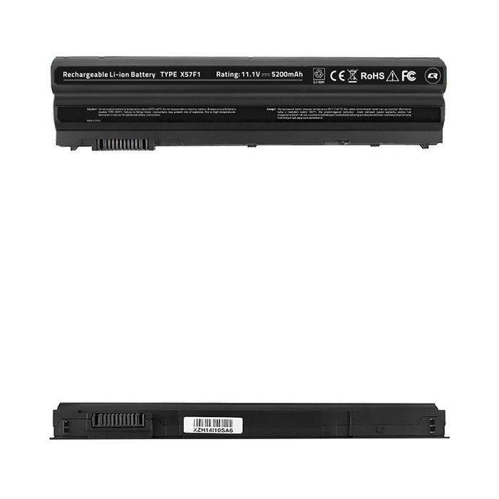 Qoltec Bateria do laptopa Long Life - Dell E6420 10.8-11.1V | 5200mAh