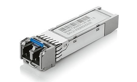 TP-Link TXM431-LR 10GBase-LR SFP+ LC Single-mode MiniGBIC Module