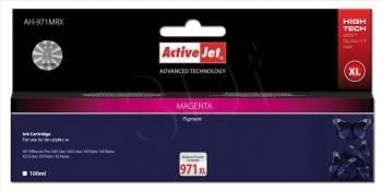 ActiveJet Tusz ActiveJet AH-971MRX | Magenta | 100 ml | HP 971XL CN627AE