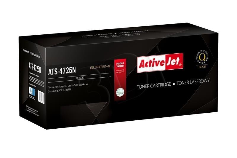 ActiveJet Toner ActiveJet ATS-4725N | Czarny | 3000 pp | Samsung SCX-D4725A