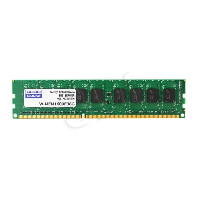 GoodRam Pamięć DIMM DDR3 8GB 1600MHz 11CL SINGLE