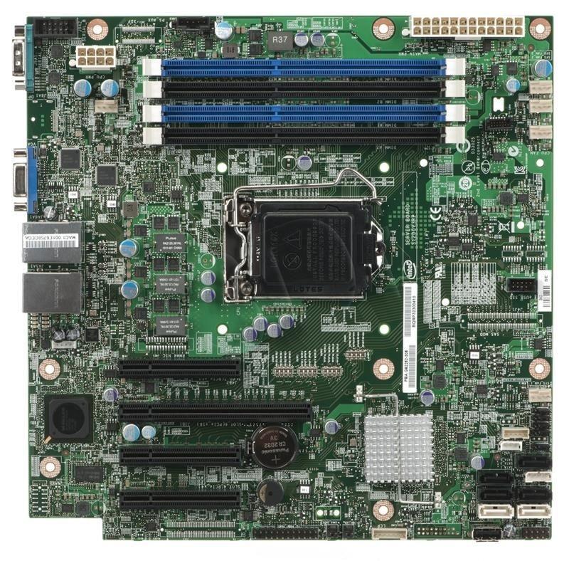 Intel PŁYTA SERWEROWA S1200V3RPS