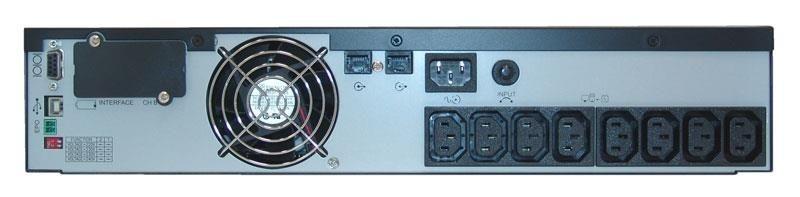 Lestar Smart-UPS JSRT-775 (line interactive 8xIEC)