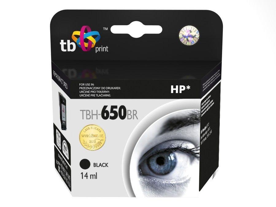 TB Print Tusz do HP DJ 2515 TBH-650BR BK ref.