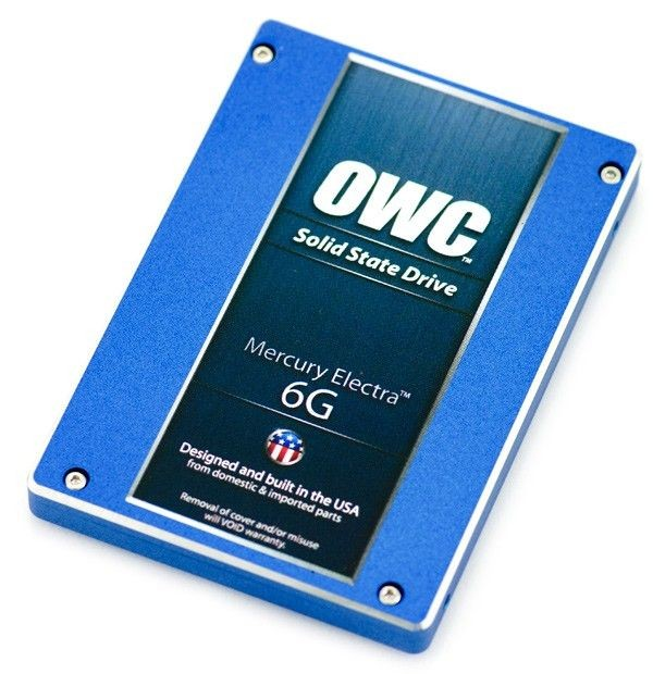 OWC Mercury Electra SSD 2,5' 240GB 556/523MB/s 60k IOPS 7mm