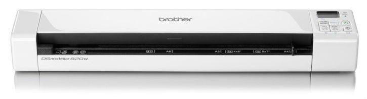 Brother Bezprzewodowy Skaner Jednostronny DS-820W