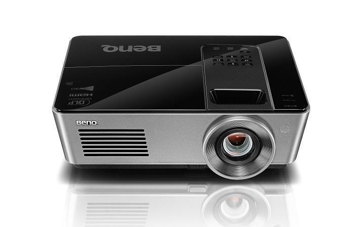 BenQ Projektor SW916 DLP, WXGA, 5000 ANSI, 7500:1, HDMI