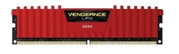 Corsair Vengeance LPX Red 4x4GB 2800MHz DDR4 CL16 1.2V, DIMM
