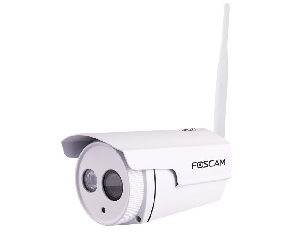 Foscam zewnętrzna bezprzewodowa kamera IP FI9803P WLAN 4mm H.264 720p Plug&Play