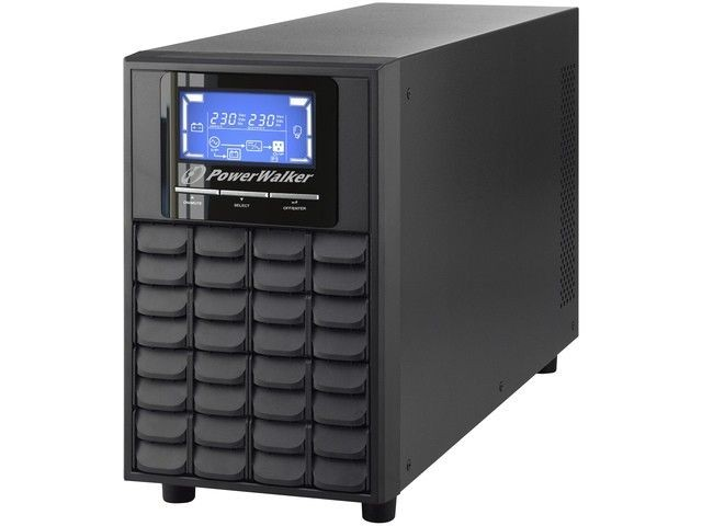 Power Walker UPS On-Line 2000VA, 4x IEC, USB/RS-232, LCD, Tower