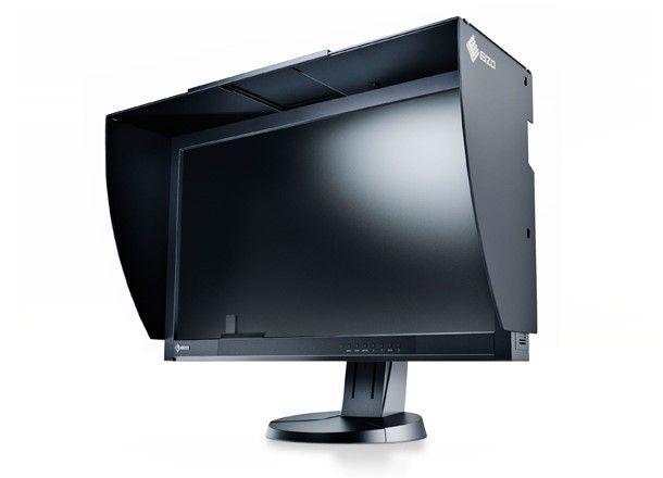 EIZO MT IPS LCD LED 27 CG277-BK,2560x1440, 300cd/m2, 2x USB, 1x DVI-I, 1xHDMI, 1x DP, stínítko, černý