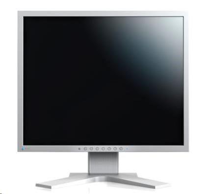 EIZO MT IPS LCD LED 21,3 S2133-GY1600x1200, 420cd/m2, repro, Auto Eco View,1xDVI-D, D/SUB15, 1x8-bit DP, 2xUSB, šedý