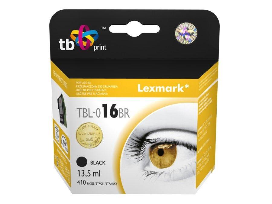TB Print Tusz do Lexmark Z33 TBL-016BR BK ref.