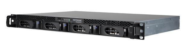 Netgear ReadyNAS 2120 1U 4-Bay v2 (DISKLESS)