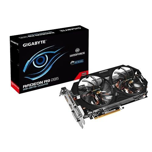 Gigabyte Radeon R9 285OC, 2GB DDR5 (256 bit), DVI/ HDMI/ mini DisplayPort