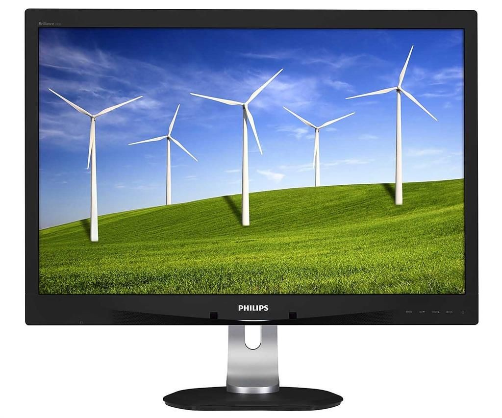 Philips Monitor 240B4QPYEB, 24, D-Sub/DVI-D/DP