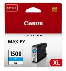 Canon Tusz PGI1500XLC Cyan MB2050/MB2350