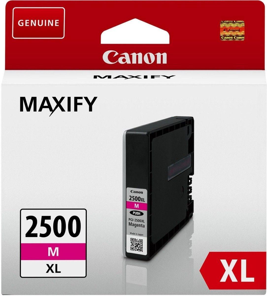 Canon Tusz PGI2500XLM magenta MB5050, MB5350