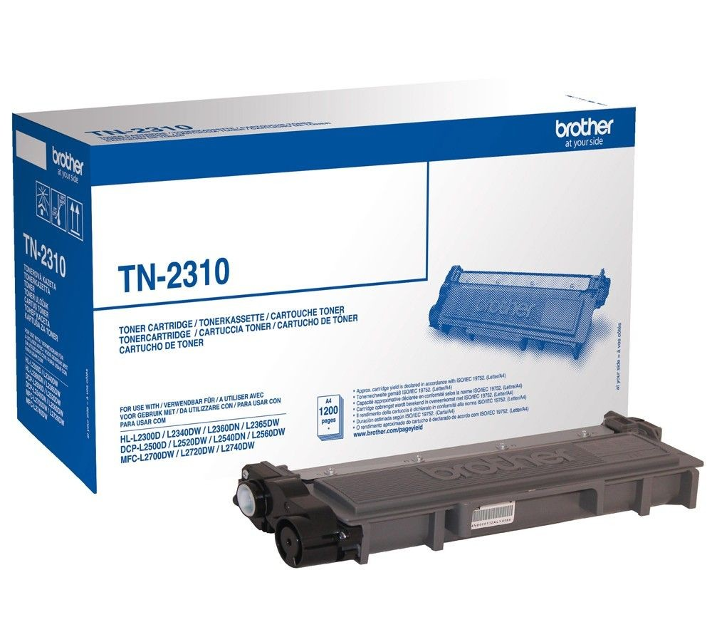 Brother Toner TN2310 | 1 200str | HL-L2360DN / 2340DW / DCP-L 2520DW / L-2300D /
