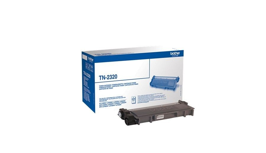 Brother Toner TN2320 | 2600str | HL-L2360DN / L 2340DW / DCP-L 2520DW / L-2300D